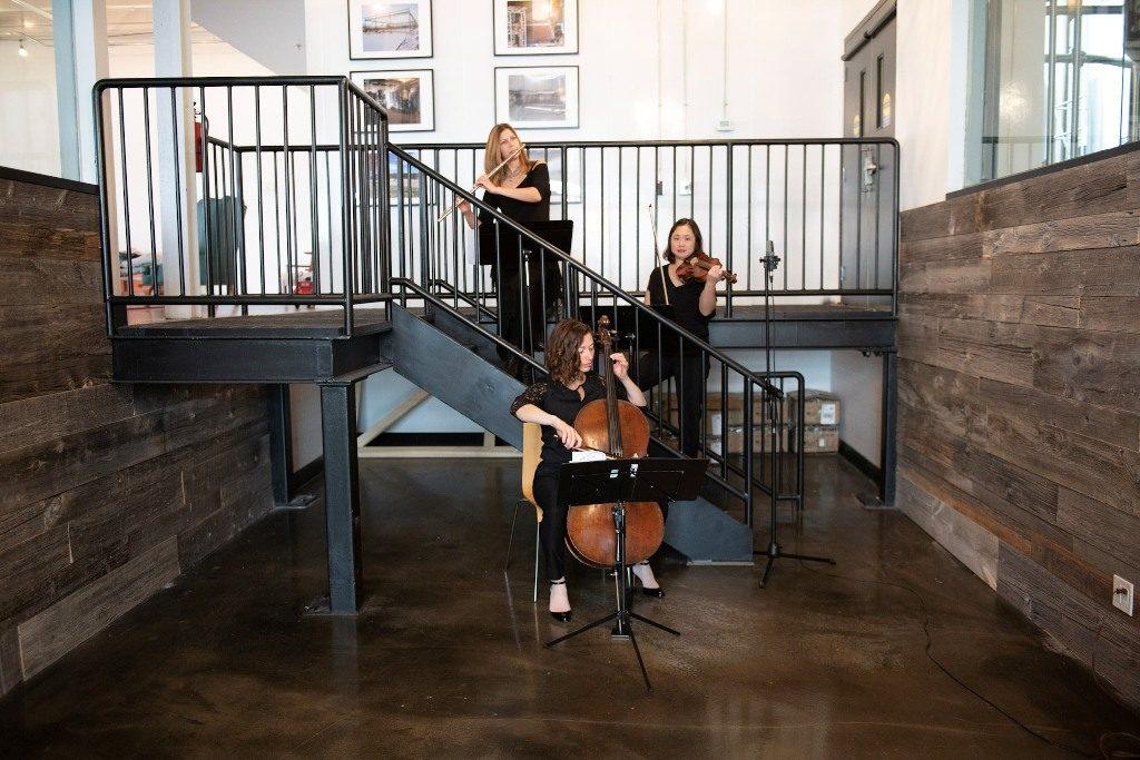 Toronto Wedding Musicians - Balintore Trio