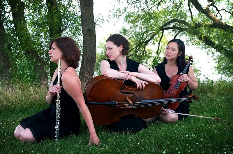 Music for Outdoor Weddings: Toronto Balintore Trio
